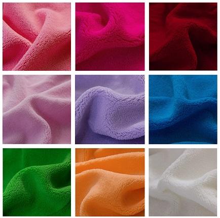 Polyester travel blanket, polar fleece blanket for sale