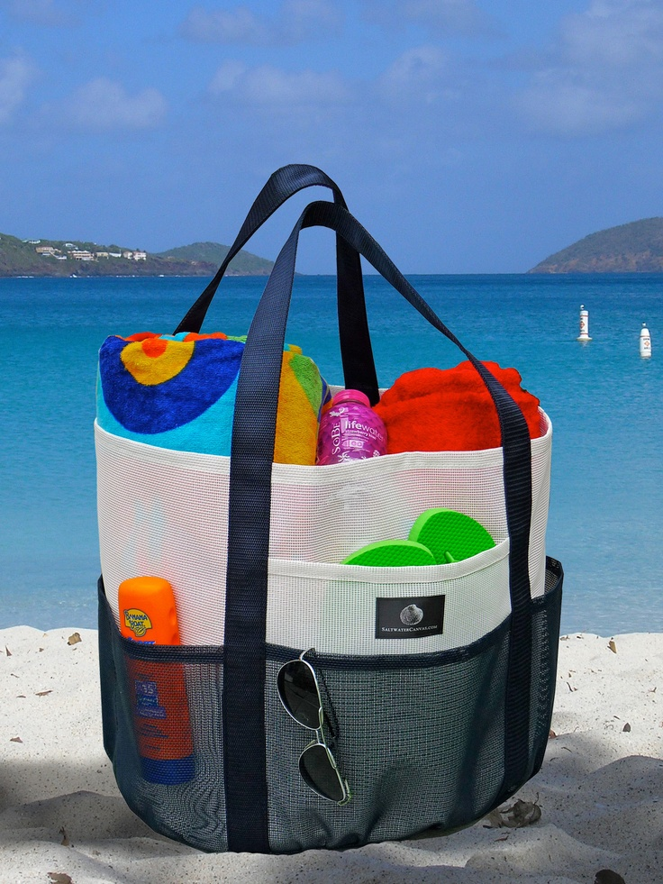 Tote beach bag amazing products for Designer beach bags and totes